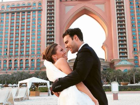 Atlantis, The Palm offers couples a selection of indoor and outdoor wedding venues