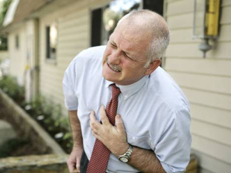 A Heart Attack Is Caused When Portion Of The Muscle Loses Its Supply