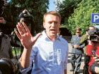 Russian opposition Navalny leader freed