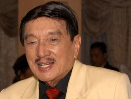 Filipino actor-comedian Dolphy