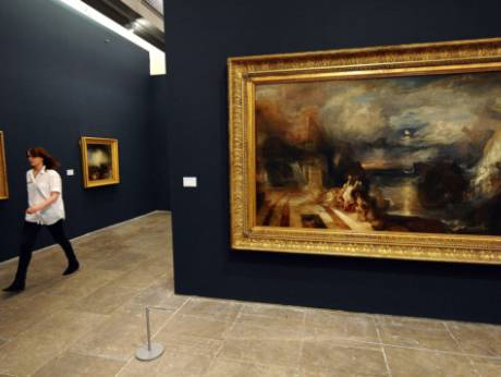 Paintings by Cy Twombly