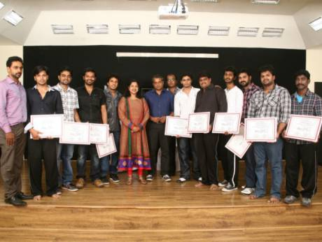 Students of Radaan Actor Prepares