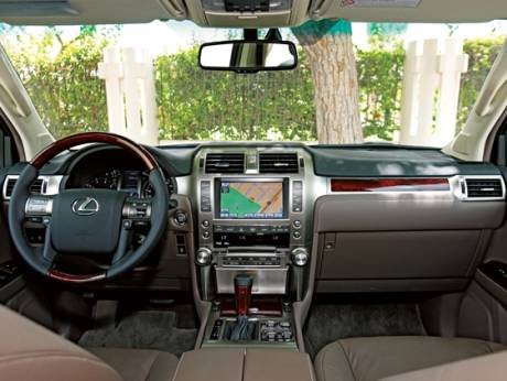 The Lexus GX 460