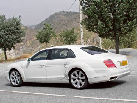 Bentley V8 Continental Flying Spur
