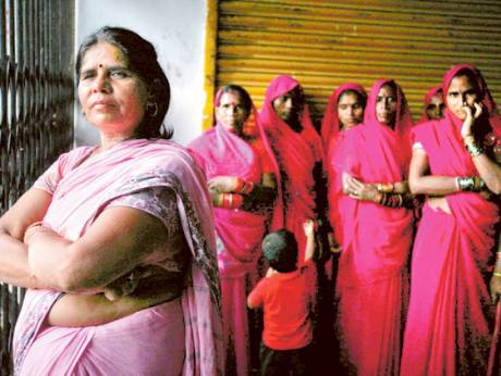 Sampat Pal and the Gulabi Gang
