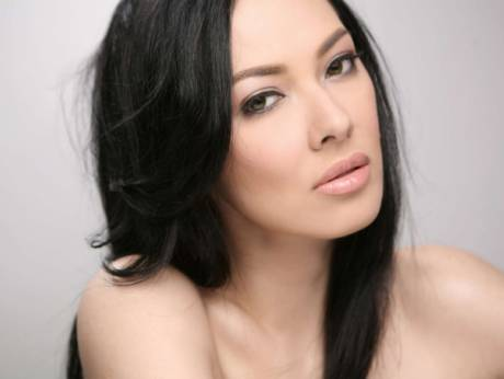 Actress and TV host Ruffa Gutierrez