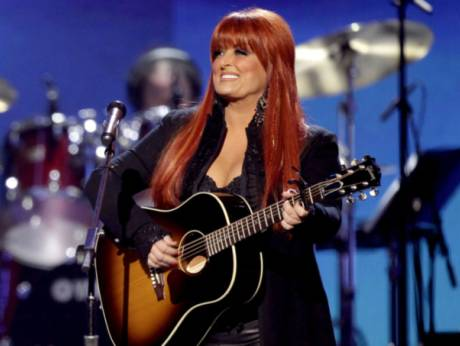 Country winger Wynonna