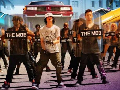 From the movie Step Up Revolution 4