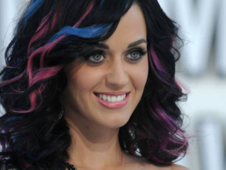 Recording artist Katy Perry