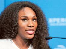 For Serena, tennis comes first before engagement