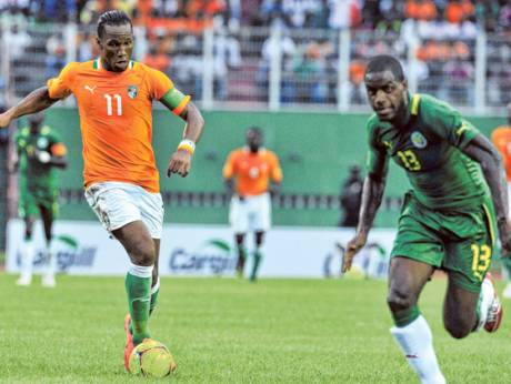 Drogba wins for Ivory Coast