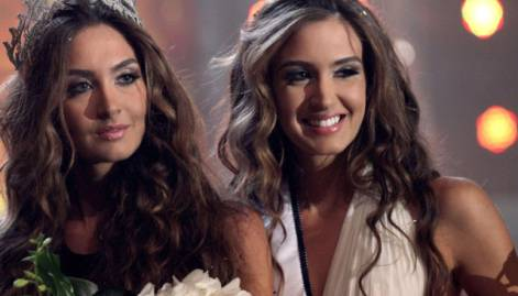 In pictures: Miss Lebanon 2012