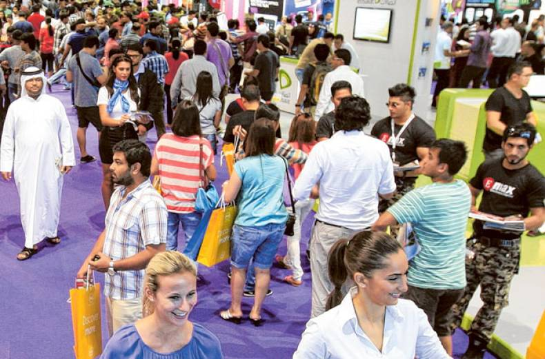 tech-enthusiasts-on-the-first-day-of-the-gitex-shopper-at-the-dubai-world-trade-centre