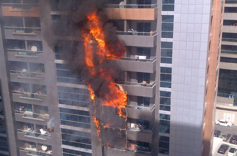 fire-in-a-building-in-tecom