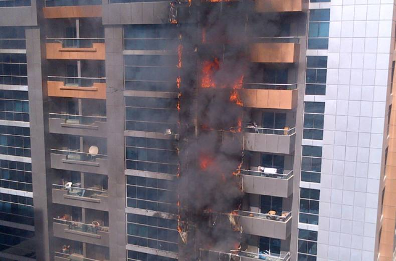 fire-breaks-out-in-a-building-in-tecom