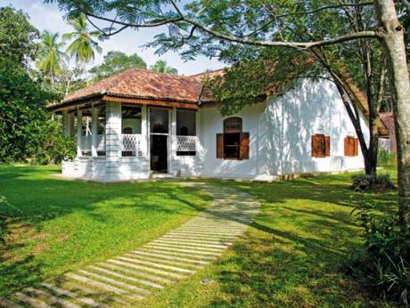 Sri Lankan boutique hotel