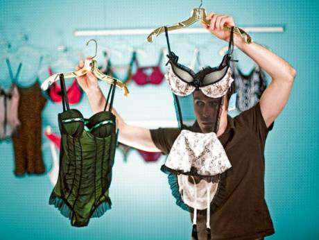 How to buy lingerie for her