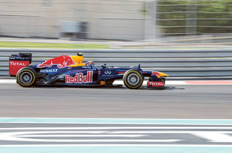 australian-mark-webber-drives-in-the-third-qualifying-session-at-yas-marina-circuit