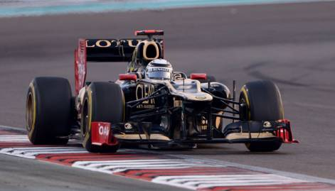 In pictures: F1 Abu Dhabi Grand Prix
