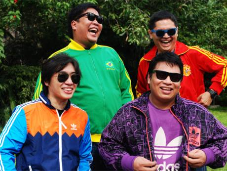Members of the Itchyworms