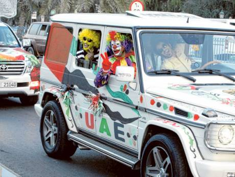 National day theme gets creativity flowing