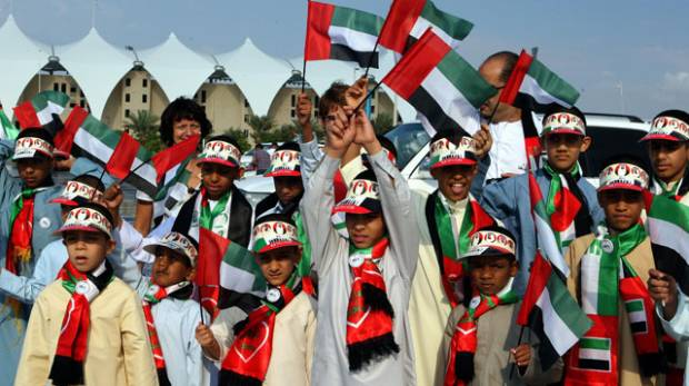United-arab-emirates-Celebration