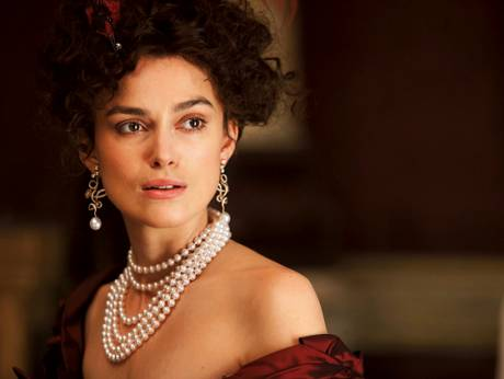 The movie Anna Karenina