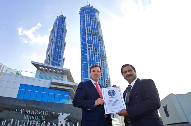 new-record-for-jw-marriott-marquis-hotel