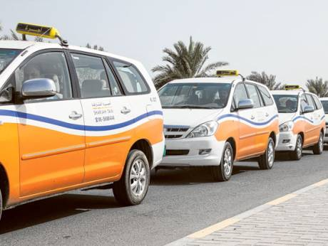 Free child car seats now available in Sharjah airport taxis ...