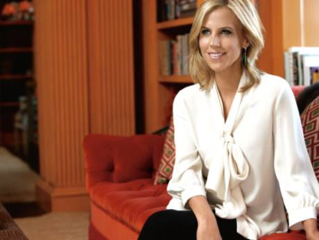 Billionaire fashion designer Tory Burch