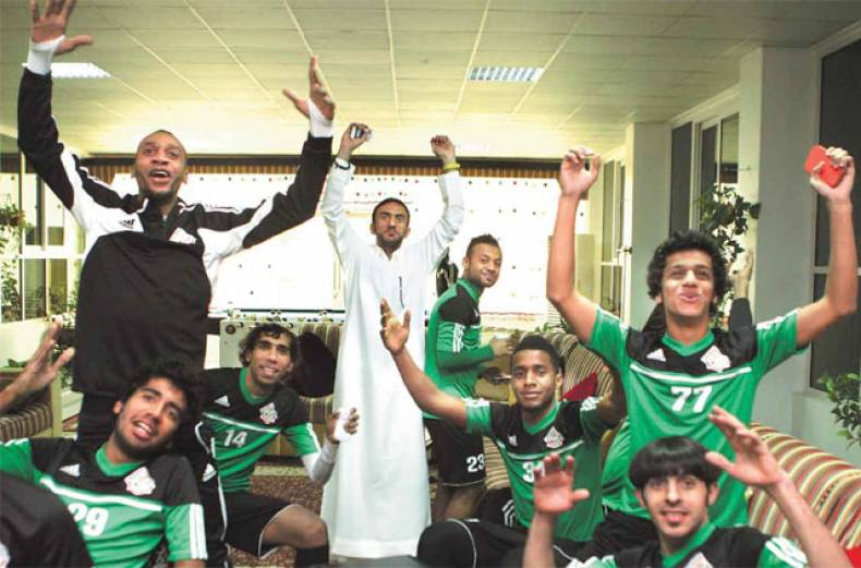 supporters-of-the-uae-football-team-celebrate-at-sharjah-football-club