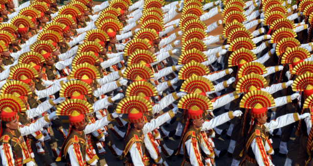 64th republic day of india
