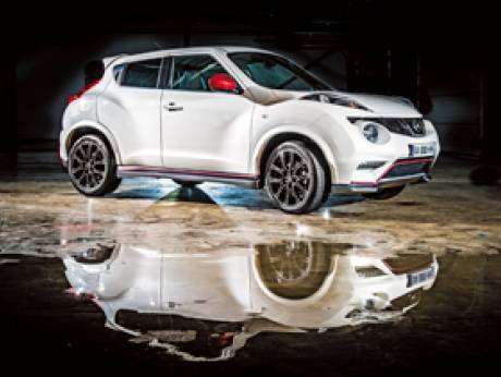 Nismo-powered Nissan Juke