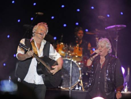 Legendary Australian soft-rock duo Air Supply