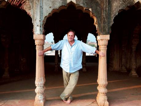Award-winning writer William Dalrymple
