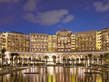 Luxury hotel chain ritz carlton opens first abu dhabi for Luxury hotel chains