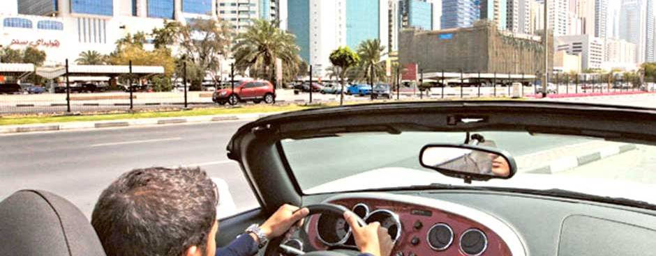 UAE drivers warned: Too much of this is bad