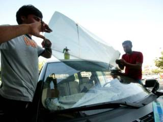 Tint on windshields: what is the rule?