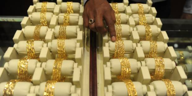 Dubai gold prices spike, up Dh10/gram