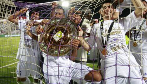 Pics: Al Ain Club wins Etisalat Pro League title