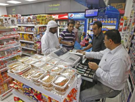Abu dhabi groceries get a makeover gulfnews new look residents across the capital are waking up to squeaky clean baqala stores that stock everything fromimage credit xpresshadrian hernandez solutioingenieria Choice Image