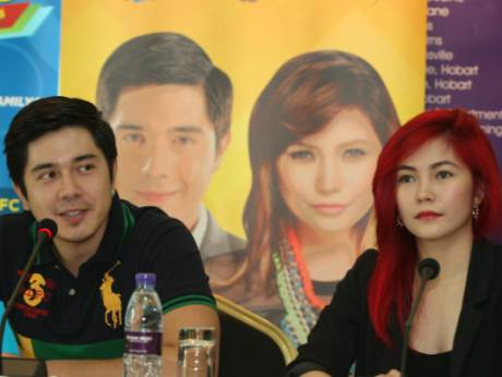 Philippine actor and singer Paulo Avelino
