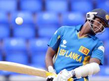 Shanaka's 'dream debut' delights Mathews