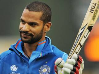 Dhawan powers India to big win