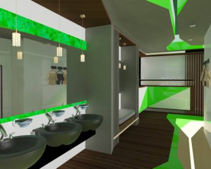 Dubai students compete for eco friendly bathroom designs Bathroom design jobs dubai