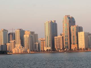 Woman falls to death from Sharjah building