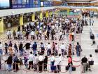 3.8m passengers used Dubai Airport in August