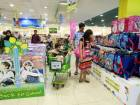 Retailers see no signs of sales slowing down for it's back-to-school products in comingmonths. October is a big season and many outlets will be offering promotions and discounts.