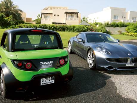 Is Dubai Getting Ready For Electric Cars Gulfnews Com