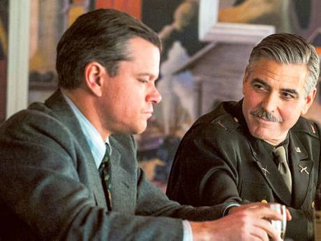 The Monuments Men 2014  Rotten Tomatoes